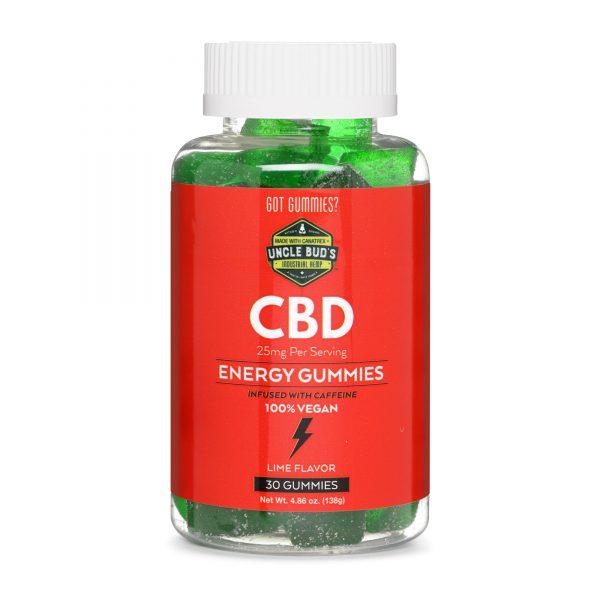 CBD Energy Gummies