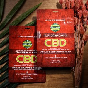 What are Transdermal CBD Patches