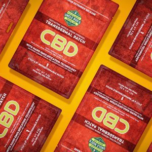 What are transdermal cbd patches 4