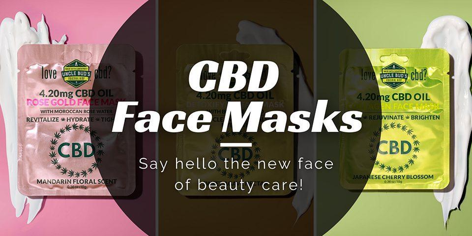 CBD Face Masks Header
