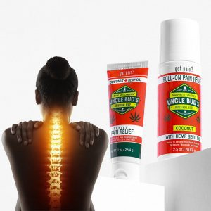 Hemp Cream to Relieve Back Pain