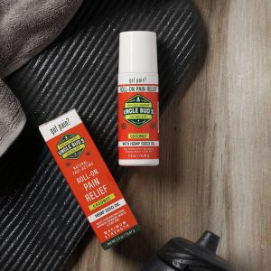 Time to use hemp pain relief 3