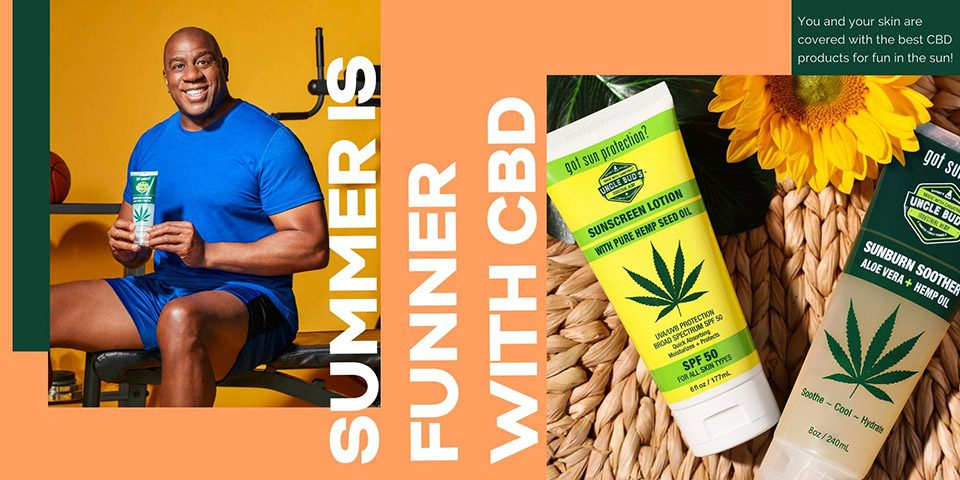 CBD for Summer Header
