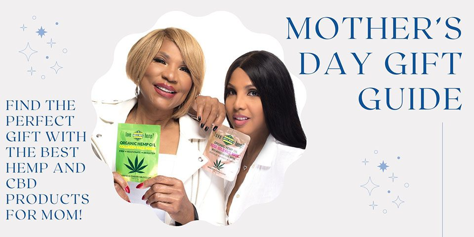 Uncle Bud's Mother's Day Gifts Guide Header