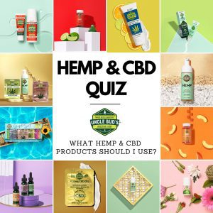 Answering Your CBD Questions Quiz