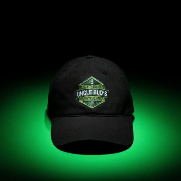 Uncle Buds Hemp Hat Front View