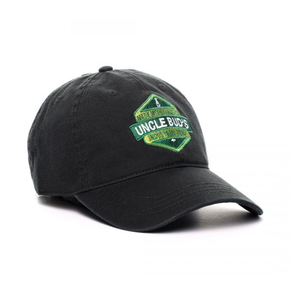 Uncle Buds Hemp Hat Side View