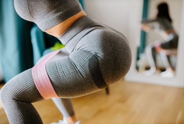 Booty Band Workout with Mal