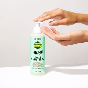 Hemp antibacterial sanitizers 3