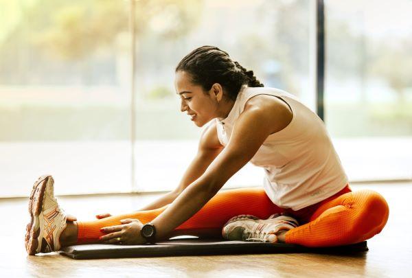 sweat stretch with mal