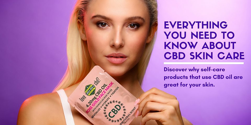 Know About CBD SkinCare Header