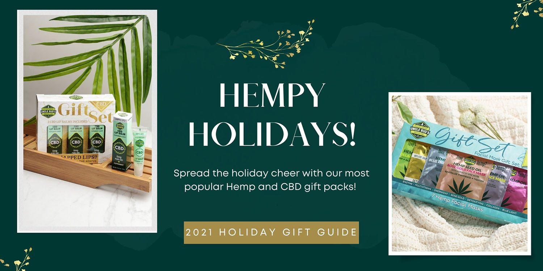Hemp and CBD gift sets