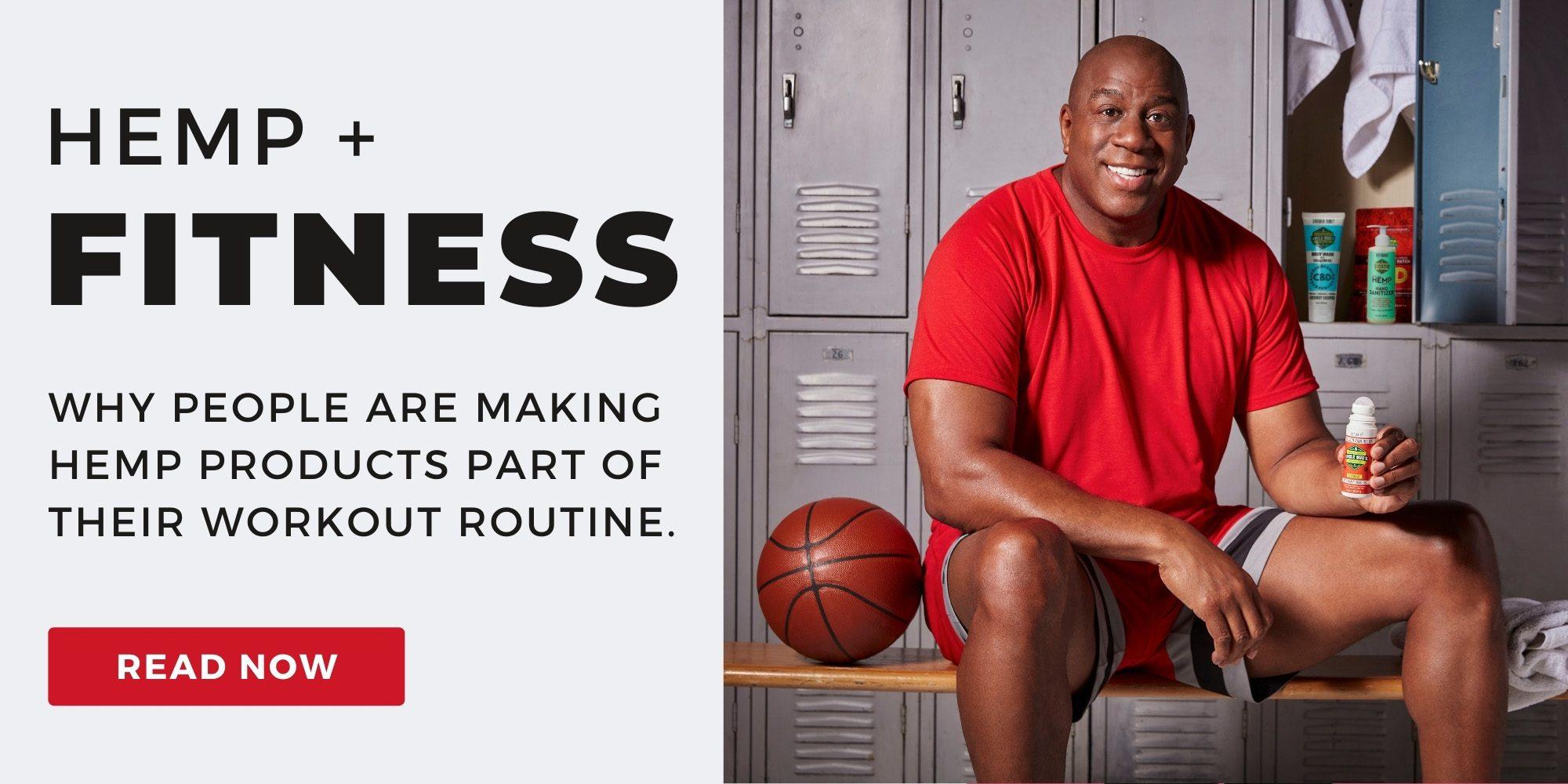 Hemp + Fitness Uncle Buds